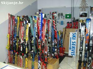 ski servis Cero