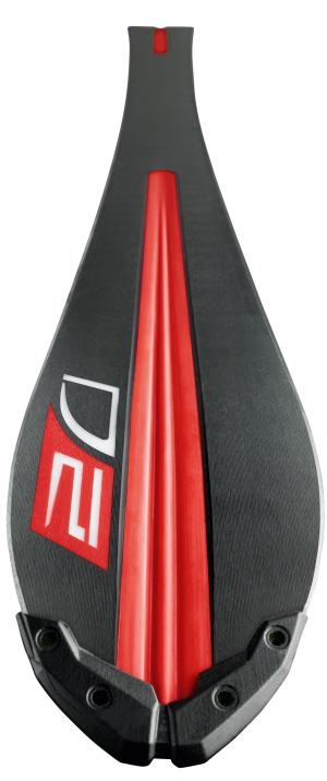 D2 Vario Cut - rascjep na vrhu i repu skije