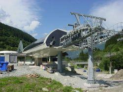 Senderbahn, Gastein