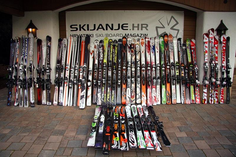 Revolucija iz slovenije montažne skije skijanje hr