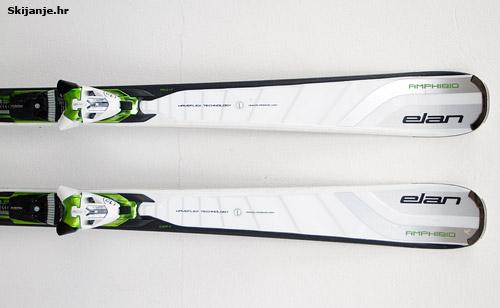 Elan amphibio waveflex  skijanje hr