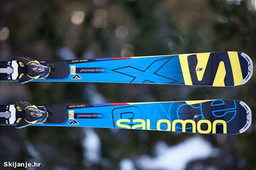 SALOMON I X RACE LAB 175+RACE PLATE XX 2016 + ATOMIC X16 REDBLK 2015 30% sur Ekosport
