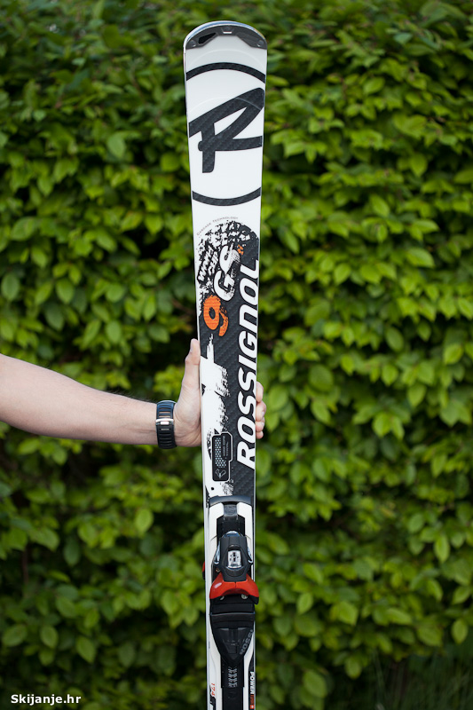 Rossignol radical gs  skijanje hr