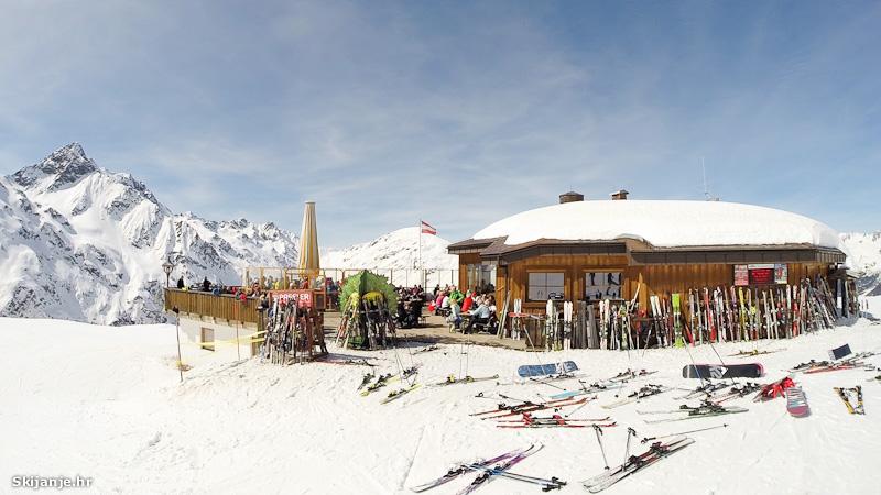 Upoznavanje brzine ski lifta