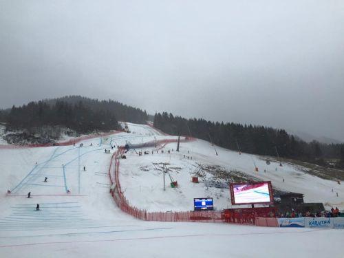 Loši vremenski uslovi zaustavili super-G u Bad Kleinkirchheimu